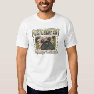 Pugtoberfest durch Robyn Feeley Shirts