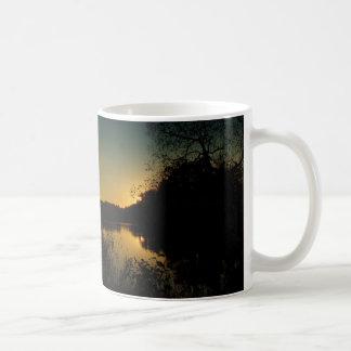 """Puhajarve Sonnenuntergang "" Tasse"