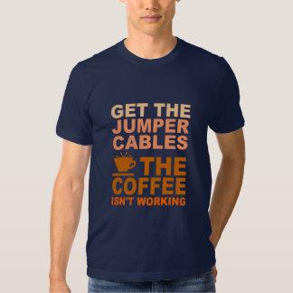 Pullover-Kabel-T - Shirt 1
