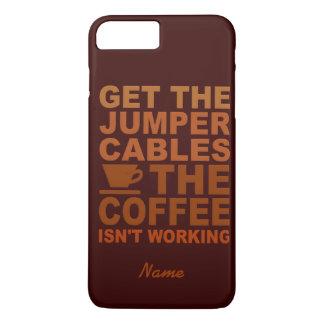 Pullover-Kabelgewohnheit, onogram Telefon-Hüllen iPhone 8 Plus/7 Plus Hülle