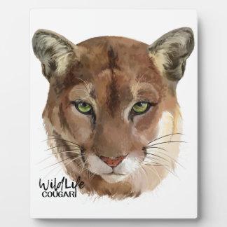 """Puma "" Fotoplatte"
