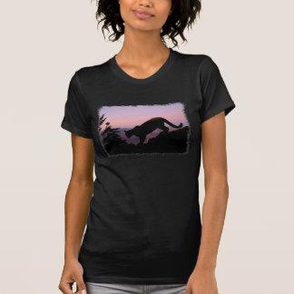 Puma und der Grand Canyon T-Shirt