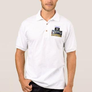 Puma-Volleyball besonders angefertigt Polo Shirt
