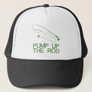 Pumpen Sie oben den Rod Truckerkappe