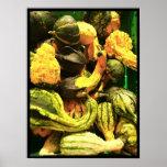Pumpkins Plakatdrucke