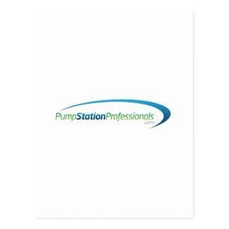 PumpStationProfessionals.com Postkarte