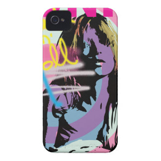 punk_girl iPhone 4 cover