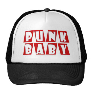 Punkbabyrot Kultkappe