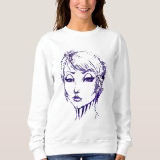 Punkkönigin Sweatshirt