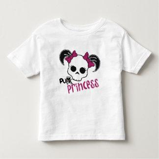 Punkprinzessin Kleinkinder T-shirt