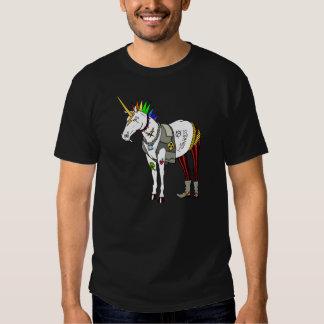 Punkrock-Einhorn-T-Shirt Tshirts