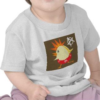 Punkrock-Huhn T Shirts