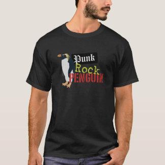Punkrock-Pinguin T-Shirt