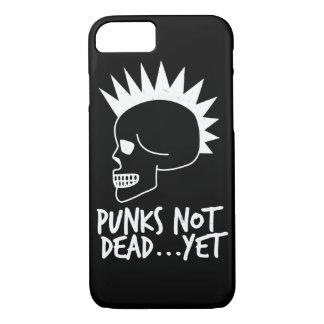 Punks nicht absolut… dennoch Schädel-Dunkelheit iPhone 8/7 Hülle