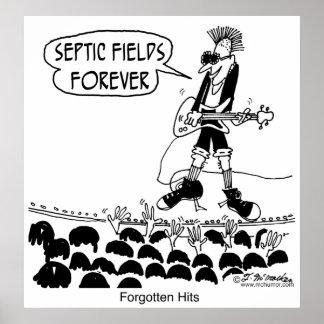 Punks singen septische Felder für immer Posterdrucke