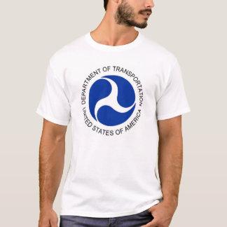 PUNKT-ABTEILUNG DES TRANSPORTES T-Shirt