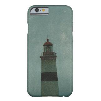 Punkt-Liebes-Leuchtturm, Neufundland und Labrador Barely There iPhone 6 Hülle
