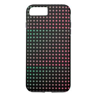 Punkt-Muster/stilvolles iPhone 8 Plus/7 Plus Hülle