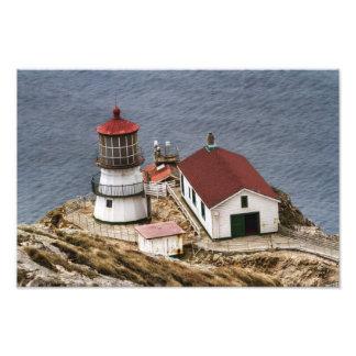 Punkt-Reyes-Leuchtturm Photographie