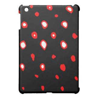 Punkt-Rot des Entwurfs-1 die MUSEUM Zazzle iPad Mini Hülle