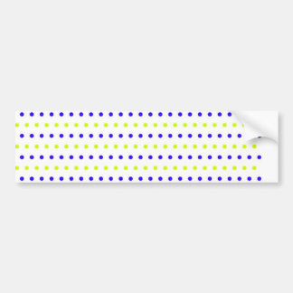 punkte polka dots hots gepunktet tupfen getupft autoaufkleber