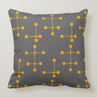 Punkte und Linien Kissen