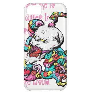 Punky-Dämon-Schädel-Telefon-Kasten iPhone 5C Hülle