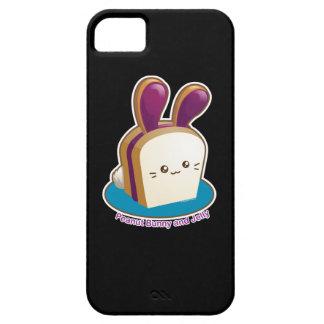 Punny Brötchen: Niedliches Erdnussbutter-und Schutzhülle Fürs iPhone 5