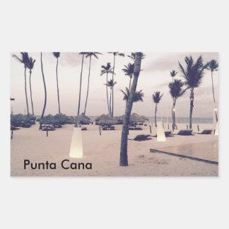 Punta Cana Aufkleber