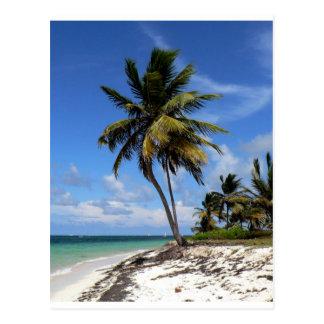 Punta Cana, Dominikanische Republik, Postkarte