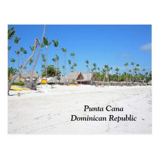 Punta Cana, Dominikanische Republik Postkarte