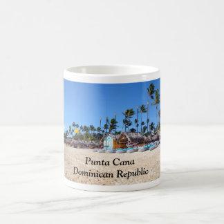 Punta Cana in der Dominikanischen Republik Kaffeetasse