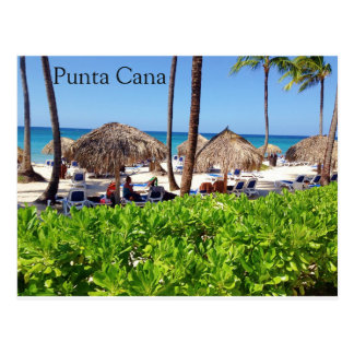 Punta Cana Postkarte