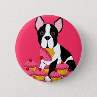 Pupcakes Runder Button 5,1 Cm