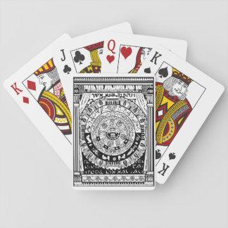Purim Umkehrspielkarten Spielkarten