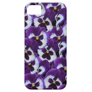 Purple_Pansies_Bouquet, _ Hülle Fürs iPhone 5
