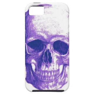 Purple skull etui fürs iPhone 5