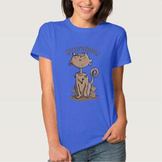 Purrfect Mamakatze und -kätzchen Tshirts