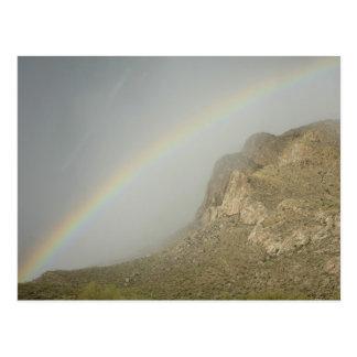 Pusch Ridge Regenbogen Postkarte