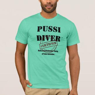 PUSSI zum zu gehen… T-Shirt