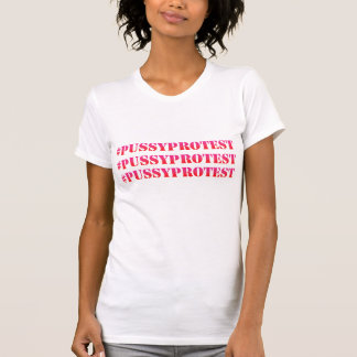 #PussyProtest - T - Shirt