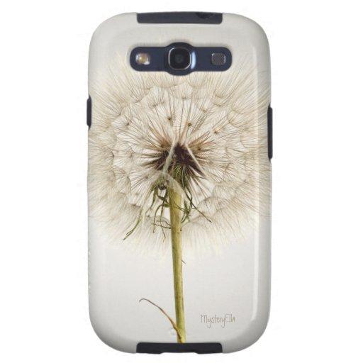 """Pusteblume"" by mysteryella Samsung Galaxy S3 Schutzhülle"