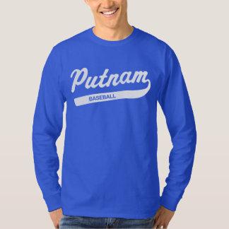 Putnam Baseball langärmlige T T-Shirt