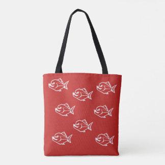 Putnam Seepiranhas-Taschen-Tasche Tasche