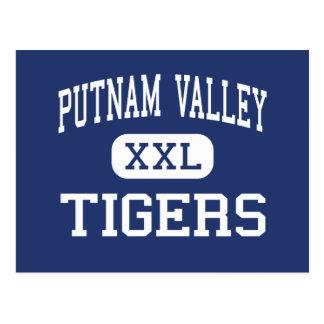 Putnam Tal-Tiger mittleres Putnam Tal Postkarte