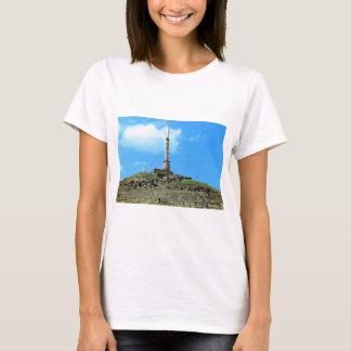 Puy de Dome, Fernsehmast, Tempel von Mercury T-Shirt