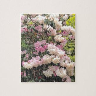 Puzzle der Blüte