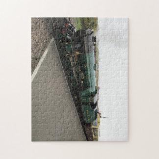 Puzzle der Dampf-Lokomotive (Dungeness)