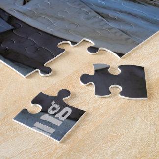Puzzle der knappen Sturm-Dachspitze