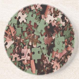 Puzzle-Neuheit Getränkeuntersetzer